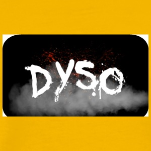Dyso Platinum design - Men's Premium T-Shirt