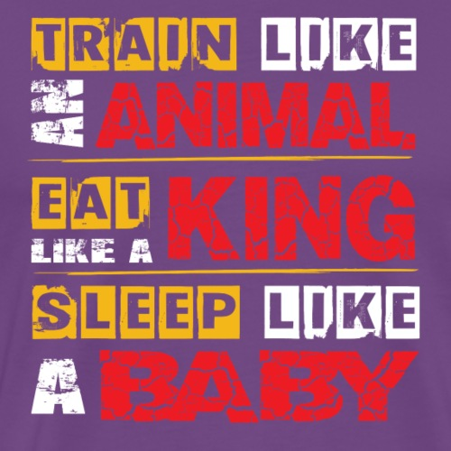 Train Like An Animal