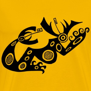 Aboriginal design 1 - Men's Premium T-Shirt