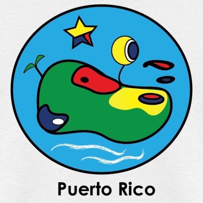 Colores de Puerto Rico - Men