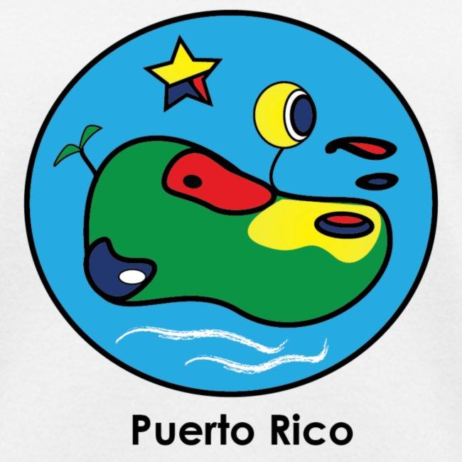 Colores de Puerto Rico - Women