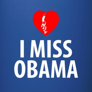 I Miss Obama - Full Color Mug