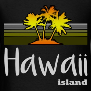 hawaii island 122.png T-Shirts - Men's T-Shirt