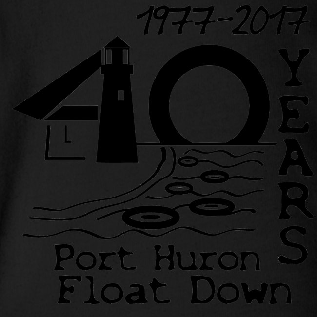 Port Huron Float Down 2017 - 40th Anniversary Baby