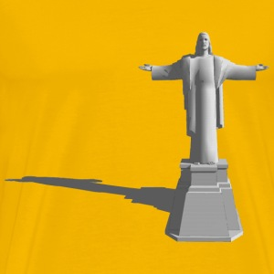 Christ The Redeemer - Men's Premium T-Shirt