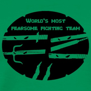 World Most Fearsome Fighting Team! - Men's Premium T-Shirt