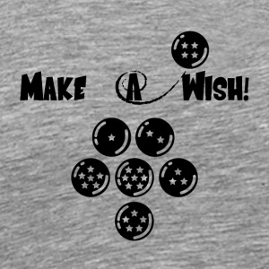 Make A Wish! - Men's Premium T-Shirt
