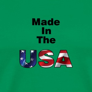 made_in_the_usa - Men's Premium T-Shirt