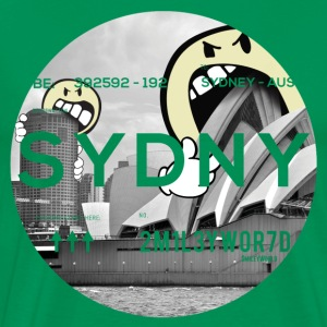 SmileyWorld Sydney - Men's Premium T-Shirt
