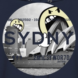 SmileyWorld Sydney - Men's Hoodie