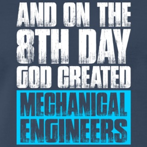 God Created Mechanical Engineers T Shirt - Men's Premium T-Shirt