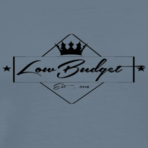 Low Budget v3 - Men's Premium T-Shirt