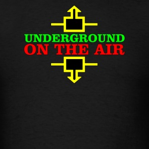 On The Air - Men's T-Shirt