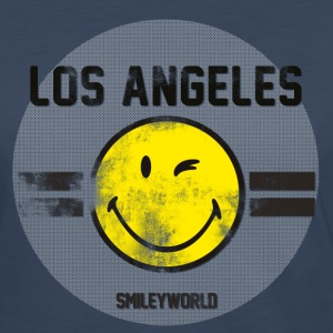 SmileyWorld Los Angeles Winking Smiley - Women's Premium Long Sleeve T-Shirt