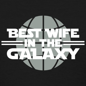 Best wife in the galaxy T-shirts - T-shirt pour femmes