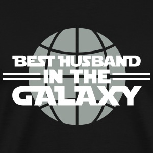 Best husband in the Galaxy T-Shirts - Men's Premium T-Shirt