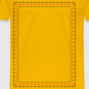 19th century frame 3 - Men's Premium T-Shirt
