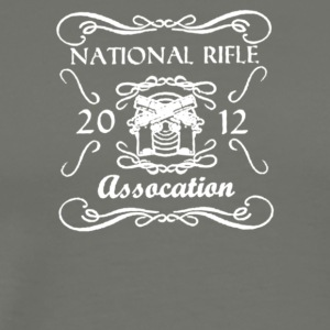 nationalrifle 2012 assocation - Men's Premium T-Shirt