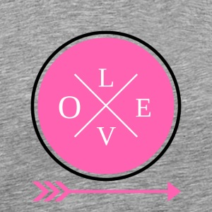 LOVE Compass - Men's Premium T-Shirt
