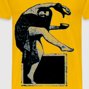 Strange Dancing - Men's Premium T-Shirt