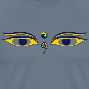 Eye of Budhha - Men's Premium T-Shirt