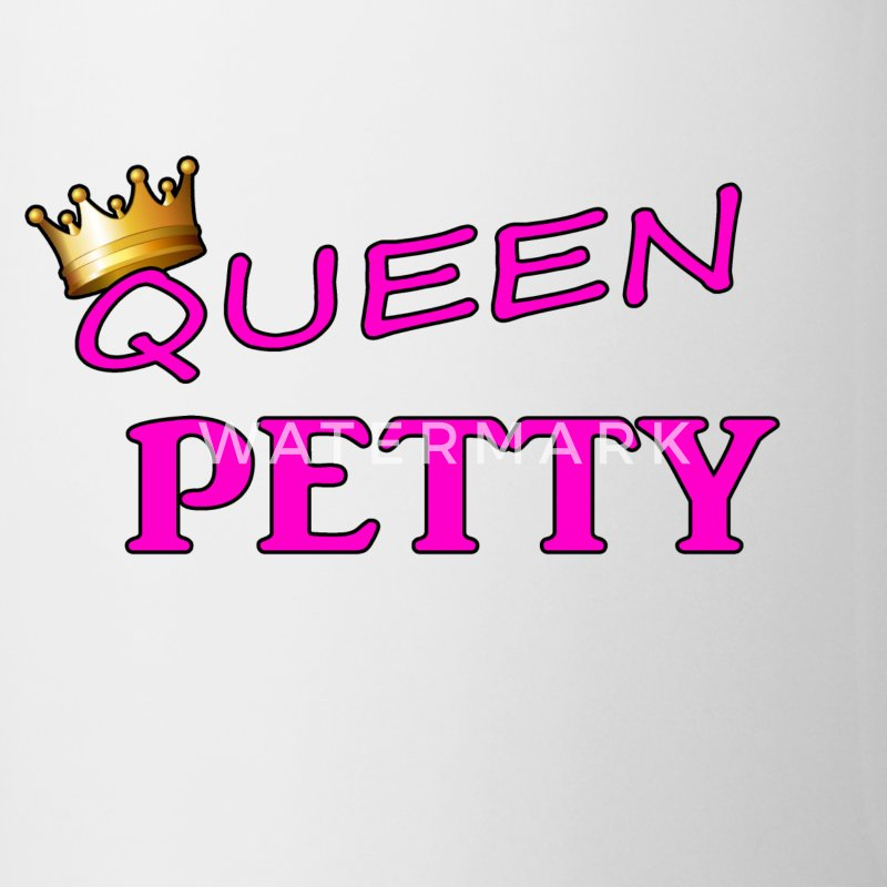 Queen Petty Mugs & Drinkware - Coffee/Tea Mug