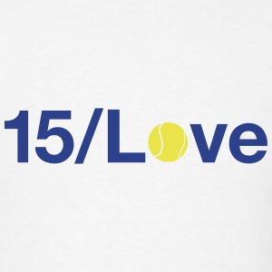 15/Love - Men's T-Shirt