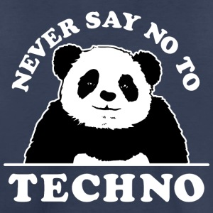 Never say no to techno - Toddler Premium T-Shirt