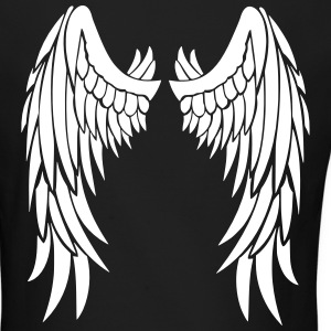 Angel Wings Long Sleeve Shirts - Men's Long Sleeve T-Shirt by Next Level