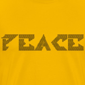 Justice In Peace - Men's Premium T-Shirt