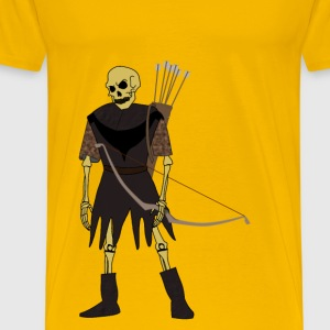 Undead Archer - Men's Premium T-Shirt