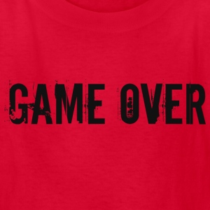 GAME OVER Kids' Shirts - Kids' T-Shirt
