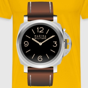 Diving watch - Men's Premium T-Shirt