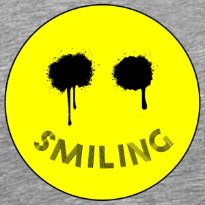 Smiling - Men's Premium T-Shirt