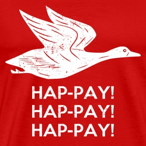 Happy Happy Happy  - Men's Premium T-Shirt