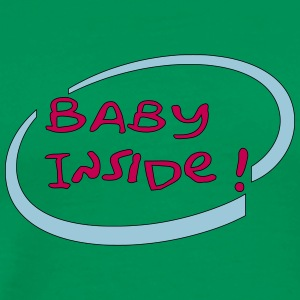 baby_inside - Men's Premium T-Shirt