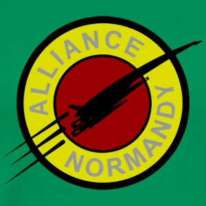Alliance Normandy - Men's Premium T-Shirt