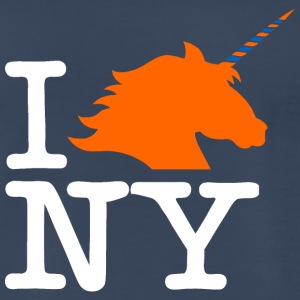 I Unicorn New York (Kids) - Men's Premium T-Shirt