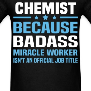 Chemist Tshirt - Men's T-Shirt