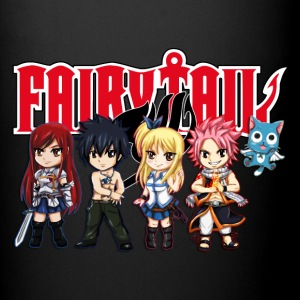 The Great Demon Group of Fairy Tail Anime - Full Color Mug