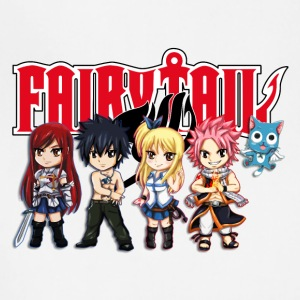 The Great Demon Group of Fairy Tail Anime - Adjustable Apron