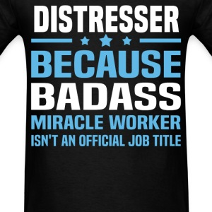 Distresser Tshirt - Men's T-Shirt