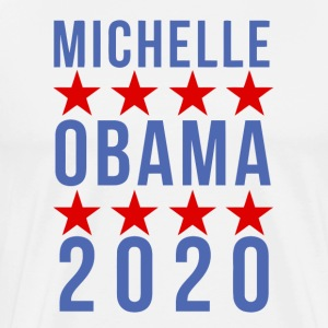 Michelle Obama - Men's Premium T-Shirt
