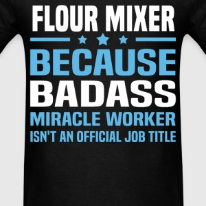 Flour Mixer Tshirt - Men's T-Shirt