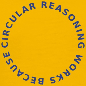 Circular reasoning - Men's Premium T-Shirt