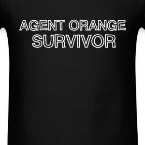 Agent Orange - Agent Orange Survivor - Men's T-Shirt