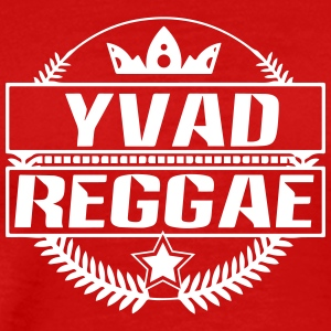 Yvad Reggaelutionairy - Men's Premium T-Shirt