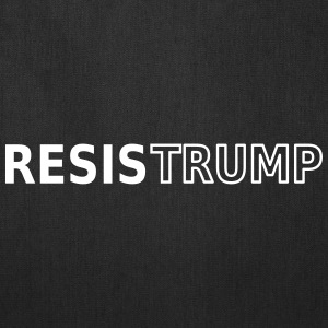 RESIST TRUMP - Tote Bag