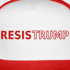 RESIST TRUMP  - Trucker Cap
