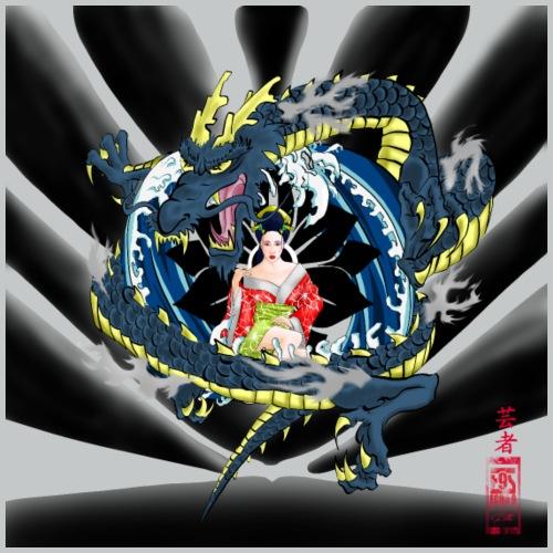 Geisha Dragon